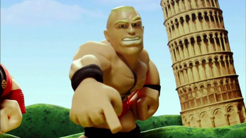 WWE Slam City DVD TV Spot, 'Like You've Never Seen It' - Thumbnail 6