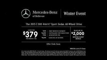 Mercedes-Benz TV Spot, 'Santa's Garage' - Thumbnail 7