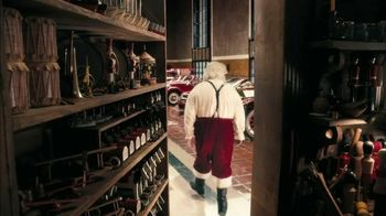 Mercedes-Benz TV Spot, 'Santa's Garage' - Thumbnail 1