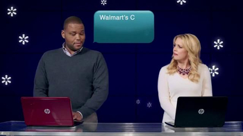 Walmart Cyber Monday TV Spot Featuring Anthony Anderson, Melissa Joan Hart - Thumbnail 4
