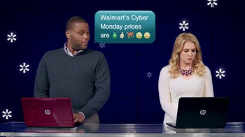 Walmart Cyber Monday TV Spot Featuring Anthony Anderson, Melissa Joan Hart - Thumbnail 5