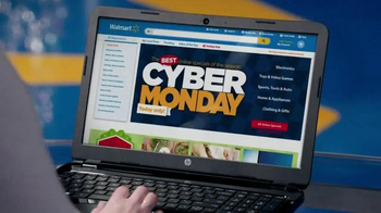 Walmart Cyber Monday TV Spot Featuring Anthony Anderson, Melissa Joan Hart - Thumbnail 6