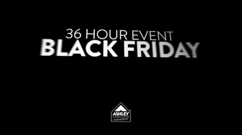 Ashley Furniture Homestore TV Spot, 'Black Friday Event Extended' - Thumbnail 2