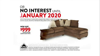 Ashley Furniture Homestore TV Spot, 'Black Friday Event Extended' - Thumbnail 5