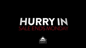 Ashley Furniture Homestore TV Spot, 'Black Friday Event Extended' - Thumbnail 9
