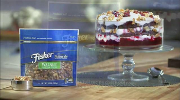 Fisher Walnut Halves TV Spot, 'Food Network' Featuring Alex Guarnaschelli - Thumbnail 7