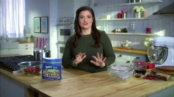 Fisher Walnut Halves TV Spot, 'Food Network' Featuring Alex Guarnaschelli - Thumbnail 2