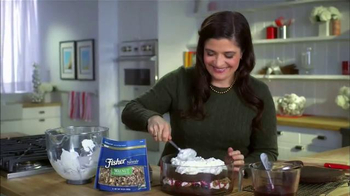 Fisher Walnut Halves TV Spot, 'Food Network' Featuring Alex Guarnaschelli - Thumbnail 3