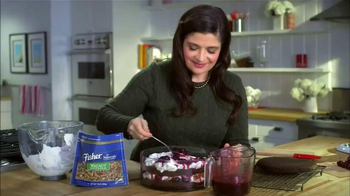 Fisher Walnut Halves TV Spot, 'Food Network' Featuring Alex Guarnaschelli - 389 commercial airings