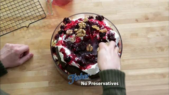 Fisher Walnut Halves TV Spot, 'Food Network' Featuring Alex Guarnaschelli - Thumbnail 5