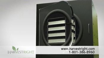 Harvest Right Freeze Dryer TV Spot, 'Afford Your Own Freeze Dryer' - Thumbnail 5