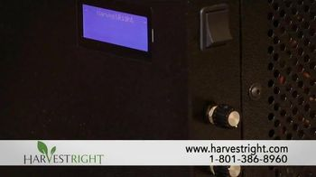 Harvest Right Freeze Dryer TV Spot, 'Afford Your Own Freeze Dryer' - Thumbnail 8