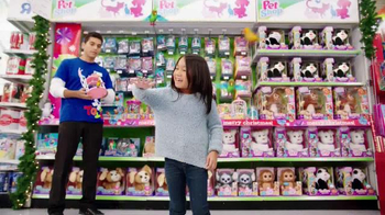 Toys R Us Great Big Christmas Sale TV Spot, 'Christmas Wishes' - Thumbnail 4