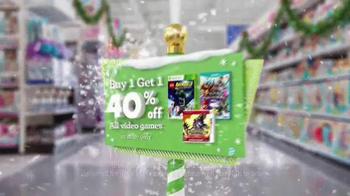 Toys R Us Great Big Christmas Sale TV Spot, 'Christmas Wishes' - Thumbnail 6