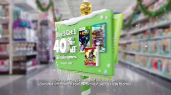 Toys R Us Great Big Christmas Sale TV Spot, 'Christmas Wishes' - Thumbnail 7