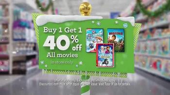 Toys R Us Great Big Christmas Sale TV Spot, 'Christmas Wishes' - Thumbnail 8
