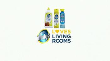 Pledge TV Spot, 'Living Rooms' - Thumbnail 10