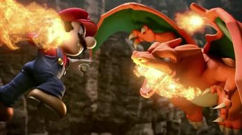 Super Smash Bros. for Nintendo 3DS TV Spot, 'Epic Attacks'