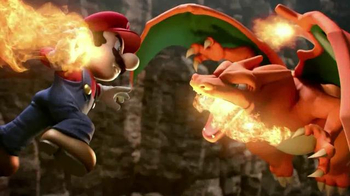 Super Smash Bros. for Nintendo 3DS TV Spot, 'Epic Attacks' - Thumbnail 3