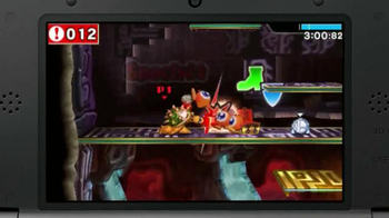 Super Smash Bros. for Nintendo 3DS TV Spot, 'Epic Attacks' - Thumbnail 7