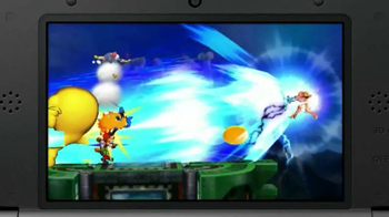 Super Smash Bros. for Nintendo 3DS TV Spot, 'Epic Attacks' - Thumbnail 8
