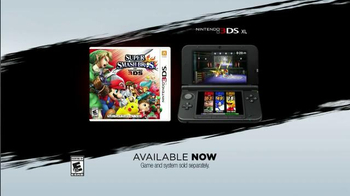 Super Smash Bros. for Nintendo 3DS TV Spot, 'Epic Attacks' - Thumbnail 9