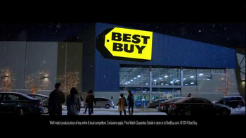 Best Buy TV Spot, 'Holiday Best Wishes: Apple' - Thumbnail 8