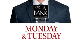 JoS. A. Bank TV Spot, 'Three Free Suits, Sports, or Outerwear Coats' - Thumbnail 8