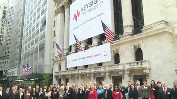 New York Stock Exchange TV Spot, 'Keysight Technologies' - Thumbnail 1
