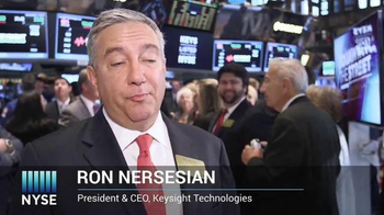 New York Stock Exchange TV Spot, 'Keysight Technologies' - Thumbnail 5