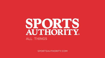 Sports Authority Holiday Sale TV Spot, 'It's Here!' - Thumbnail 10