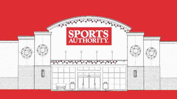 Sports Authority Holiday Sale TV Spot, 'It's Here!' - Thumbnail 2