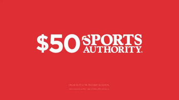 Sports Authority Holiday Sale TV Spot, 'It's Here!' - Thumbnail 7