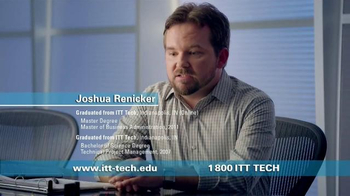 ITT Technical Institute TV Spot, 'Growth Potential' - Thumbnail 1