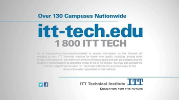 ITT Technical Institute TV Spot, 'Growth Potential' - Thumbnail 9