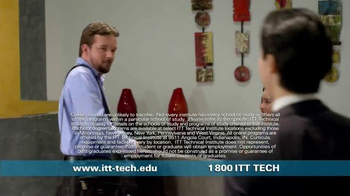 ITT Technical Institute TV Spot, 'Growth Potential' - Thumbnail 2