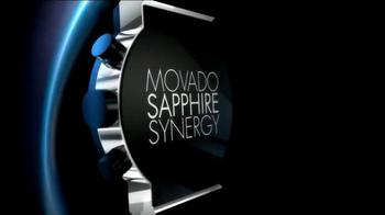 Movado Sapphire Synergy TV Spot, 'Unique' - Thumbnail 4