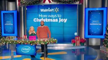 Walmart TV Spot, 'Video Chat Santa' Featuring Melissa Joan Hart - Thumbnail 1