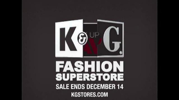 K&G Fashion Superstore TV Spot, 'Two is Better Than One' - Thumbnail 10