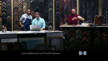 Comcast Business TV Spot, 'Naysayer: Speed Test' - Thumbnail 1