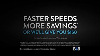 Comcast Business TV Spot, 'Naysayer: Speed Test' - Thumbnail 10