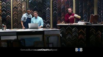Comcast Business TV Spot, 'Naysayer: Speed Test' - Thumbnail 2