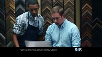 Comcast Business TV Spot, 'Naysayer: Speed Test' - Thumbnail 3