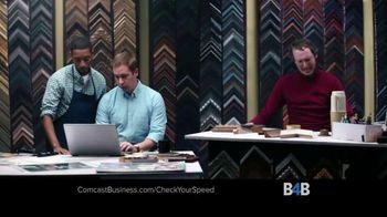Comcast Business TV Spot, 'Naysayer: Speed Test' - Thumbnail 4