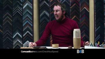 Comcast Business TV Spot, 'Naysayer: Speed Test' - Thumbnail 5