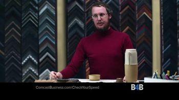 Comcast Business TV Spot, 'Naysayer: Speed Test' - Thumbnail 6