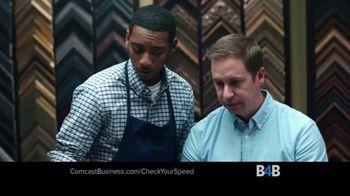 Comcast Business TV Spot, 'Naysayer: Speed Test' - Thumbnail 7