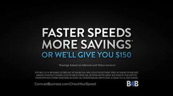 Comcast Business TV Spot, 'Naysayer: Speed Test' - Thumbnail 9