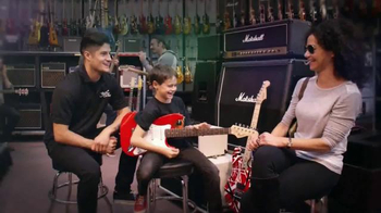 Guitar Center Holiday Sale TV Spot, 'Music is a Gift' - Thumbnail 7