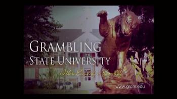 Grambling State University TV Spot, 'Be a G' - Thumbnail 9